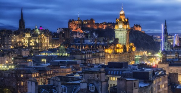 9 nights London-Edinburgh-Dublin vacation