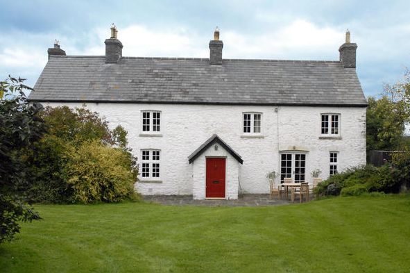 5 nights vacation in Wales at Moorshead Farm
